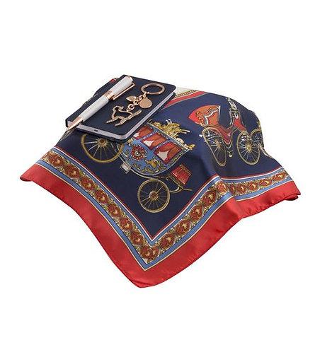 Дамски комплект с шал F. Bartholdi