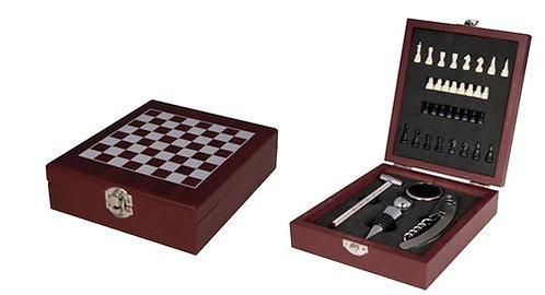 Аксесоари за вино и шах F.Bartholdi