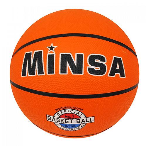 Баскетболна топка - гума