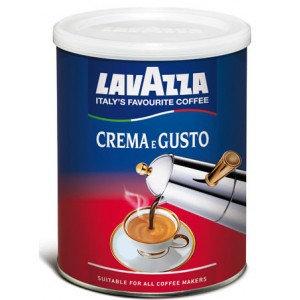 Кафе Lavazza Crema e gusto мляно кутия 250г