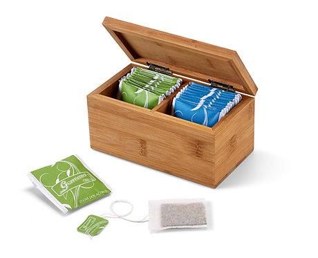 Бамбукова кутия за чай Alexander