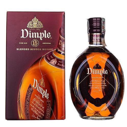 Уиски Dimple 15 YO / Дъмпъл 15г