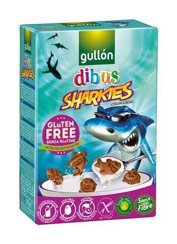 Бисквити GULLON Sharkies без глутен 265гр