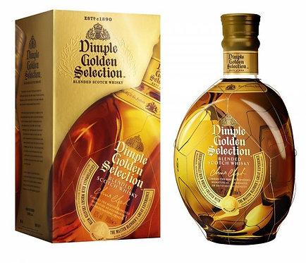 Уиски Dimple Golden Selection / Дъмпъл Златна Селекция
