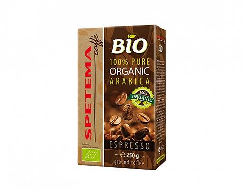 Био кафе SPETEMA 100% PURE ORGANIC  250 г