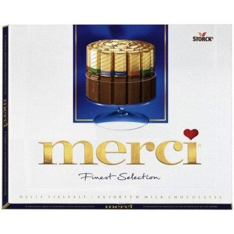 Бонбониера MERCI