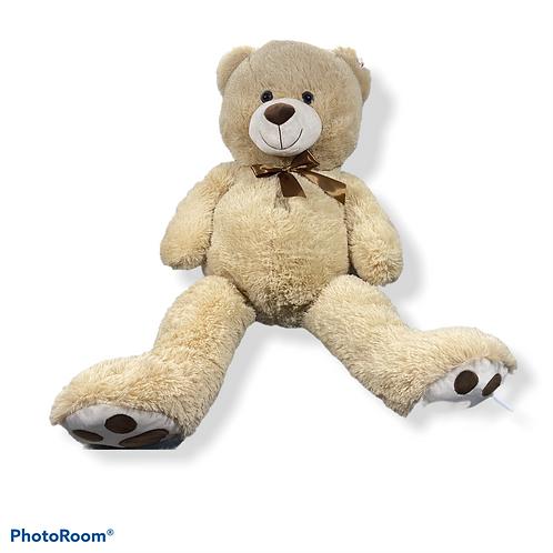Голям плюшен мечок - около 1м