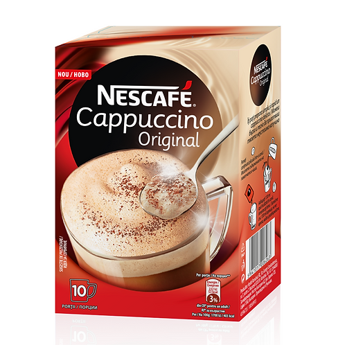 Капучино NESCAFÉ Cappuccino