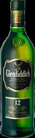 Уиски Glenfiddich / Гленфидих 12YO