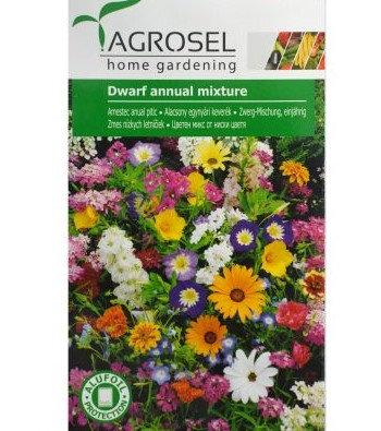 Семена за цветя (различни, според сезона, в опаковка с послание)