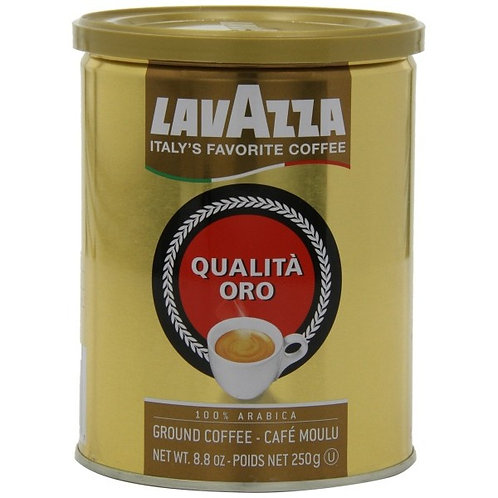Кафе LAVAZZA QUALITA ORO мляно кутия 250g