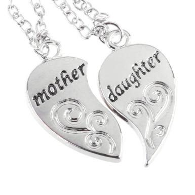 Kолиета с висулки Майка/Дъщеря - Mother /Daughter в луксозна кутийка
