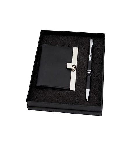 Комплект портфейл за документи и химикал в кутия F. Bartholdi