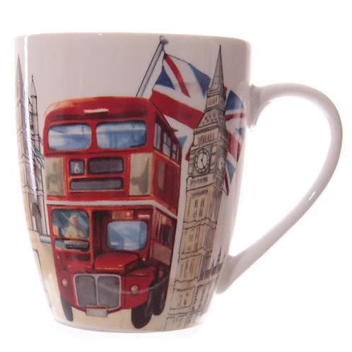 Чаша 'I love London' (различни модели)