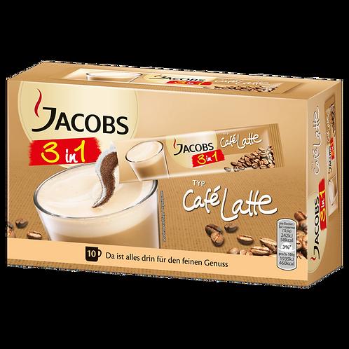 Кафе JACOBS 3 в 1 /2 в 1 (различни видове)
