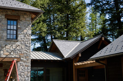 Artificial Slate and Standing Seam Sheet Metal