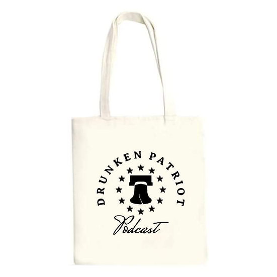 Drunken Patriot Podcast Tote Bag