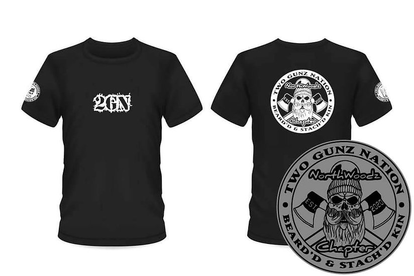 Northwoodz Chapter 2GN T-Shirt