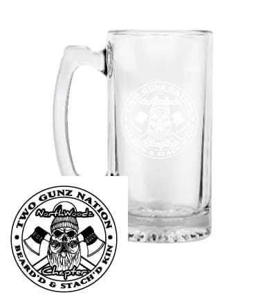 Northwoodz Chapter Beer Stein