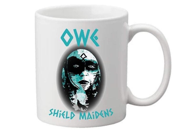 Shield Maiden REVENA Coffee Mug
