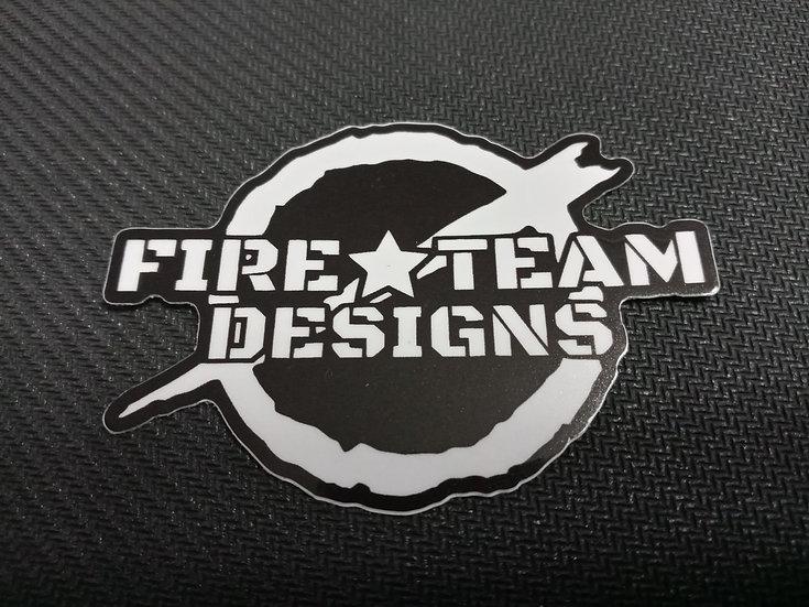 Fire Team Sticker