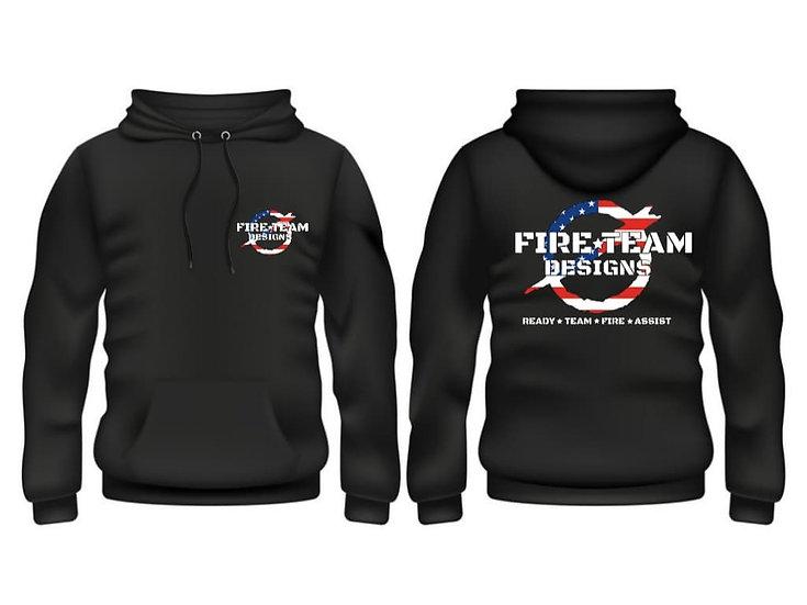 Fire Team Designs Hoodie