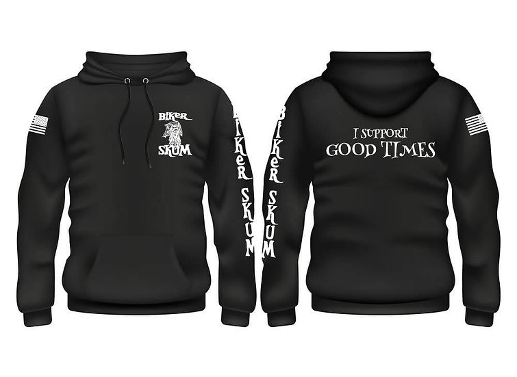I Support Good Times Hoodie
