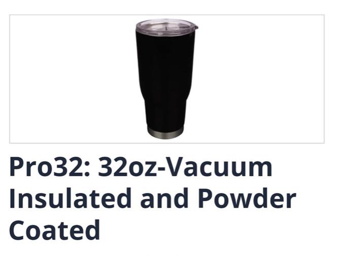 32 oz Custom Design Tumbler