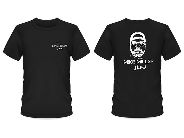 The Mike Miller Show Mens T-Shirt