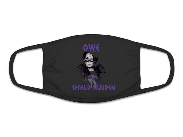 Shield Maiden TARJA Face Mask