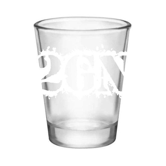 2GN Shot Glass ( ORDER #35)
