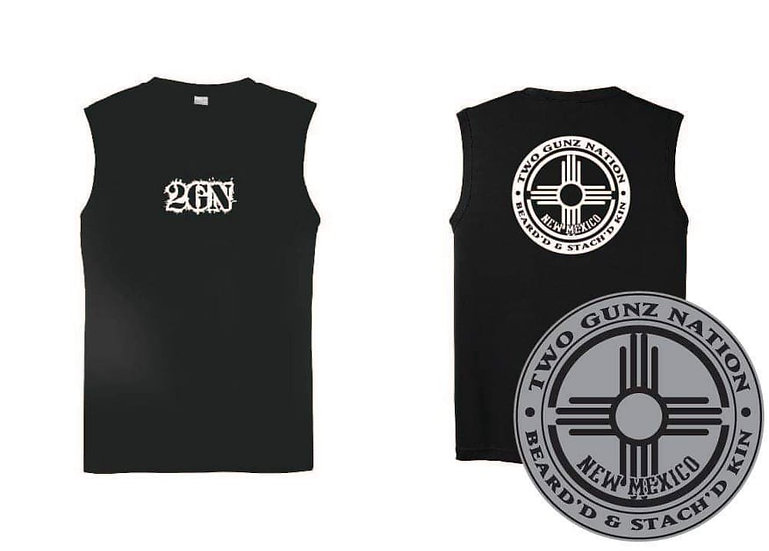 New Mexico Chapter 2GN Tank Top