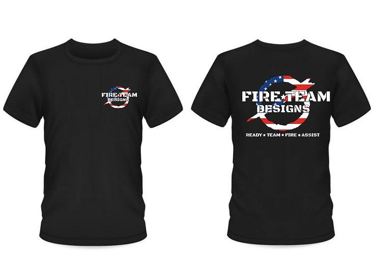 Fire Team Designs T-Shirt