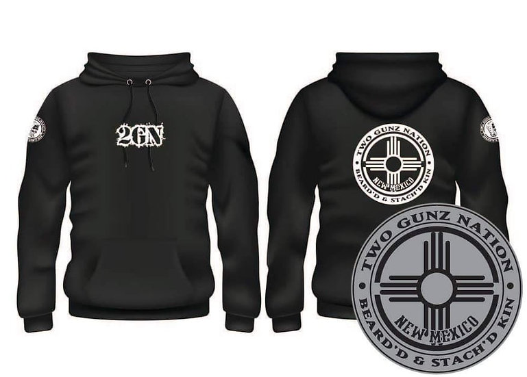 New Mexico Chapter 2G Hoodie