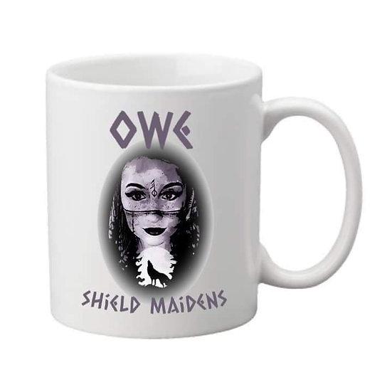 Operation Wolf Eyes Shield Maiden VONA series Mug