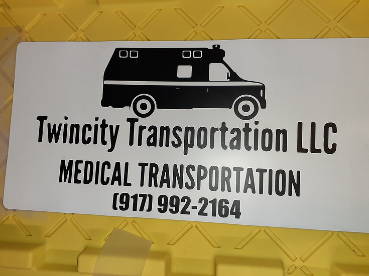 Custom Vinyl Stickers and Magnets INQUIRE ABOUT PRICING