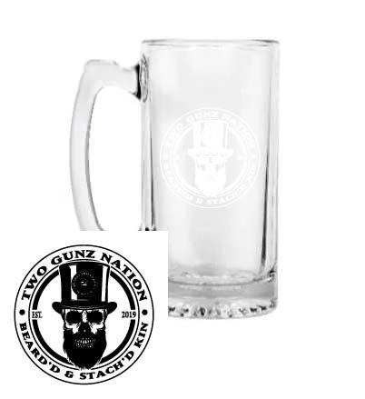 Mich-A-Gunnerz Beer Stein (ORDER #31)