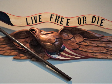 Carving a Bellamy Eagle - Part I