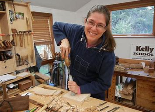 Acanthus & Relief Carving Intensive with Mary May