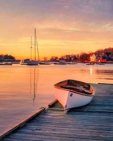 Camden-Maine-Sunrise-by-Betty-Wiley-819x