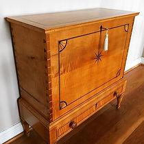 Southern sugar chest.  ca. 1760, Piedmon