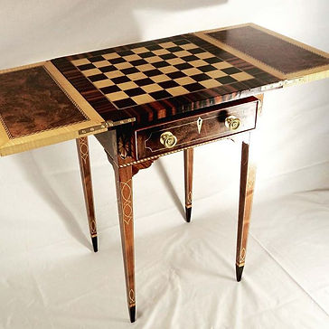 Federal Game Table - one of a series of
