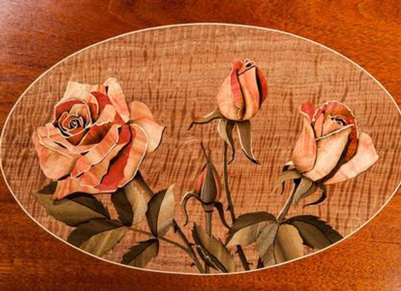 Marquetry and Inlay with Frank Strazza
