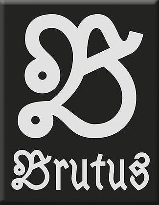 Brutus und Brunhilde Embleme