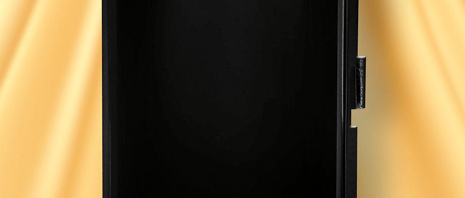 Halterung Kaskade schwarz