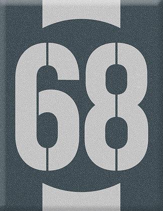 Vespa Emblem Piaggio Kaskade 68