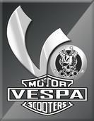 VP-043 Plakette Kaskade V-Vespa-Motor-Sc