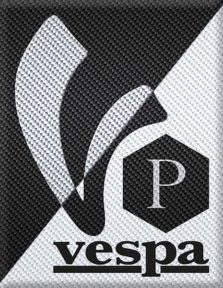 Vespa Emblem Piaggio Kaskade V with P