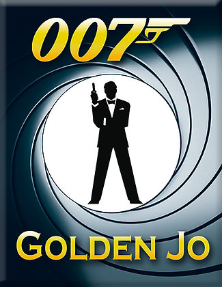 007-Golden Jo - Joachim Floßdorf