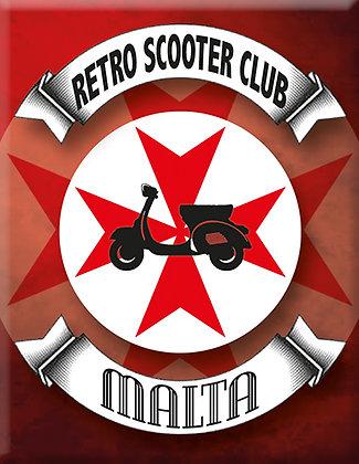 Retro Scooter Club Malta